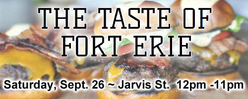 The Taste of Fort Erie
